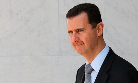 Crat Chat: An exclusive interview with Syrian President Bashar al ...
